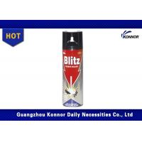 Quality Knock Down Faster Insecticide Spray Stocked Killing Cockroach / Mosquitoes wholesale