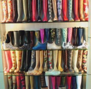 Quality Various Kids' PVC Rain Boots, Transparent Rain Boots wholesale