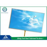 China LCD Module Car Touch Panel Resistive 4 Wire For Vehicle GPS Navigation on sale
