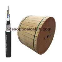 Quality Underwater Armoured Outdoor Single Mode Fiber Optic Cable GYTA33 High Modulus wholesale