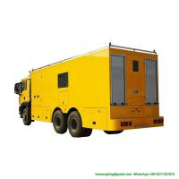 Quality SITRAK Emergency Accident Rescue Vehicles   On-site rescue and repair of various accidents wholesale