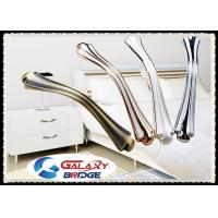 Buy cheap Office / Bedroom / Kitchen Cupboard Door Handles With 4 Colors Option Furniture from wholesalers