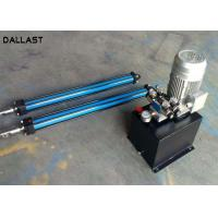 China 220v AC 2.2kw Remote Control Hydraulic Power Unit  /  Vertical Mount Power Pack on sale