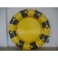 Quality Round Inflatable Towable Banana Boat / Inflatable Towable Boat Used In Lake Or Sea wholesale