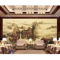 100%handmade  Landscape Wall Painting, Landscape Painting, Landscape Decorative Painting