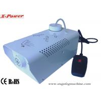 Quality Stainless Steel Smoke Machine Portable mini Fog Machine For Party Four Color OEM Wire Control  X-04 wholesale