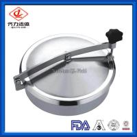 China Hatch Cover Square Manhole Cover 0.5 Bar High Strength Long Life Span on sale