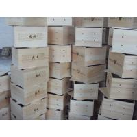 Quality wooden wine case wholesale