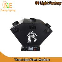 Quality Three Head Flame Machine DJ Light Factory Stage Light wholesale