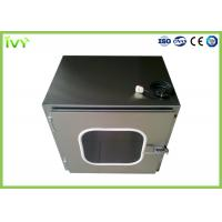 China High Safety SS Pass Box Made From Corrosion Resistant Cold Rolled Steel Material on sale