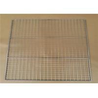 Quality Welded Type Wire Basket Cable Tray For Put Something , 10-15mm Hole Size wholesale