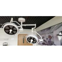 Quality 95 Ra LED Ceiling Operating Theatre Lamp 2 Pcs Endo Bulb With Camera Video wholesale