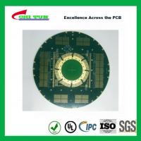 Quality Designing Pcb Boards Custom Circuit Board 18L 4.5MM 8MIL IMMERSION GOLD wholesale