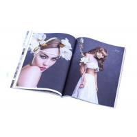 Quality Matte Lamination A4 Glossy Paper Monthly Magazine Printing CMYK / Pantone Color wholesale