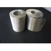 China Plain Weave Stainless Steel Wire Mesh Conveyor Belt For Chemical Industry on sale