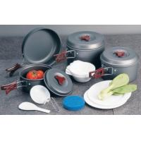 Quality Cooking Set Camping Cookware Camping Tablewares wholesale