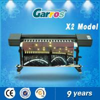 China 1.6m / 1.8m Eco Solvent Printer with Epson Dx7 print head on sale