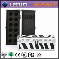 Quality LT-MC0501 Zebra Nail Art Case makeup beauty cosmetic cosmetic case and box wholesale