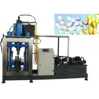 Quality High Speed Hydraulic Tablet Press Machine Overload Protection Multifunctional wholesale