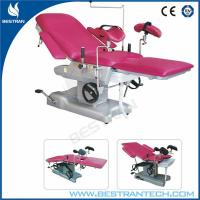 China Electric Maternity Equipment / Obstetric Delivery Bed , Length 1850mm on sale