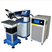 Quality No Pollution Mould Laser Welding Machine Slight Distortion For Mold Repairing wholesale