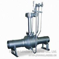 China Fully Welded Ball Valves with Flanged and Butt-welded Connection on sale