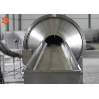 China Low Noise Meat Processing Equipment Vacuum Tumbler Blending 1200 * 1020 * 1640mm on sale