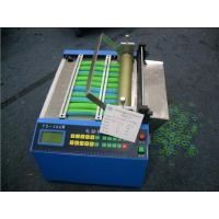 Quality Fast Speed Rubber Band Cutting Machine , Rubber Tubing Cutting Machine wholesale