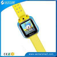 Quality Kid mini safeguard V83 anti lost smart watch for baby SOS call button GPS location watch wholesale