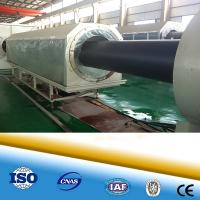 Quality en 253 standard polyurethane thermal insulation pipe steel pipes wholesale