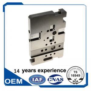 China Small CNC Machining Parts Aluminium Brass With Machining Lathing Milling on sale