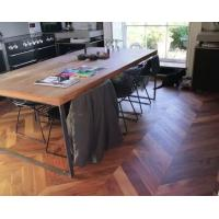 Cheap High-end Customized Chevron Parquet Flooring for sale