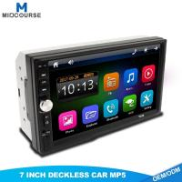 Quality Wholesale Mirror Link 2 Din 7Touch Screen Car Stereo with Bluetooth wholesale