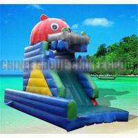 Quality Inflatable water slide wholesale