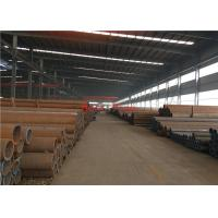 Quality WB36 Black Painting Alloy Steel Seamless Pipes , Hot Rolled Square Tube wholesale