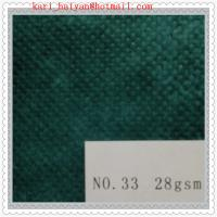 Quality Promotional Colorful OEM/ ODM Spunbonded PP Nonwoven Fabrics Rolls wholesale