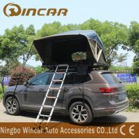 Quality Overland Car Roof Mounted Tent With One Ladder Open In One Side Manually wholesale