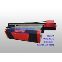 Industrial Flatbed UV Printer With Ricoh GEN5 High Speed Print Head