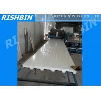 Quality Continuous PU Sandwich Panel Machine for Roof / Wall Panel 300KW wholesale