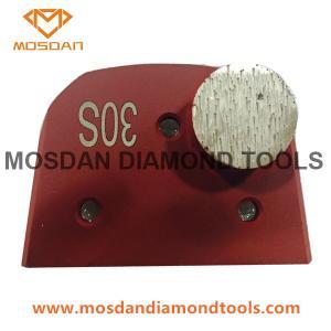 Quality Lavina Singe Dot Segment with M6 Thread Holes for Concrete Prep wholesale
