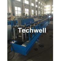 Quality Storage Rack Box Beam Roll Forming Machines for 1.5-2.0MM Galvanized Coil or Carbon Steel Material wholesale