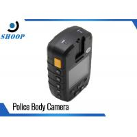 Quality Lightweight Civilian Police Officers Wearing Body Cameras With 2.0 Inch LCD wholesale