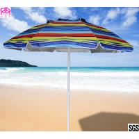 Quality Rio Beach Deluxe 6ft Sun Protection Beach Umbrella with Tilt , Sun Beach Umbrella wholesale. wholesale
