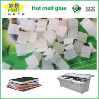 Quality High ViscosityAnd Not Drawing EVA Hot Melt Adhesive White Transparent Color wholesale