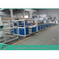 Quality 1200mm Plastic Profile Production Line Easy Maintenance OEM / ODM Available wholesale