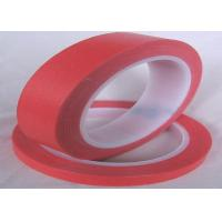 China High Visibility Masking Tape 36mm x 55m Colored Masking Tape , Natural Rubber Tape on sale