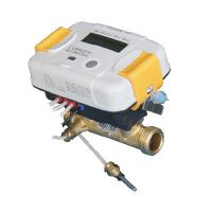 Quality High Accuracy Ultrasonic Heat Meter , Digital Heat Meter Lightweight wholesale