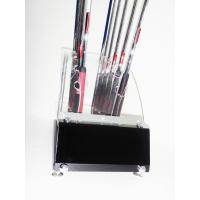 Cheap High Quality custom Golf Club Display Stand (12 Golf's Club Storage) Camber for sale