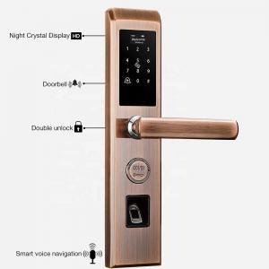 Quality Home Automation Door Lock C-level 360*78mm keyless entry door lock wholesale