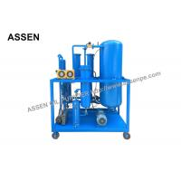 Quality High Quality Components type Vacuum Hydraulic Oil Filtration Plant,Lube Oil Purifier Machine wholesale